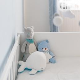 liebevolle Details bei Fotoshooting Homestory mit Baby im eigenen Zuhause