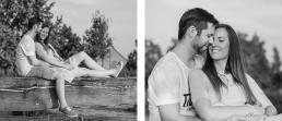 Paar Fotoshooting im Frühling in Weiz