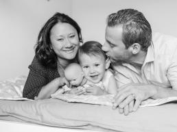 Mama, Papa und Tochter - Fotografie