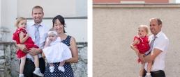 Heilige Taufe in Kirche Fotoreportage Weiz