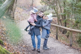 Spaß bei Familienshooting in Graz