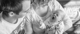 Baby's Gähnen - ein wichtiger Meilenstein im ersten Lebensjahr