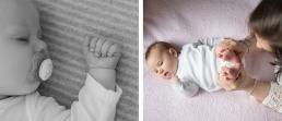 Baby's kleine Finger & Zehen - ein wichtiger Meilenstein im ersten Lebensjahr