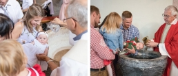 Baby's Taufe - ein wichtiger Meilenstein im ersten Lebensjahr