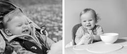 Babies erste Zähne - ein wichtiger Meilenstein im ersten Lebensjahr
