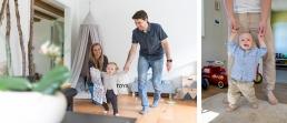 Baby's erste Schritte - ein wichtiger Meilenstein im ersten Lebensjahr