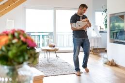 baby home shooting